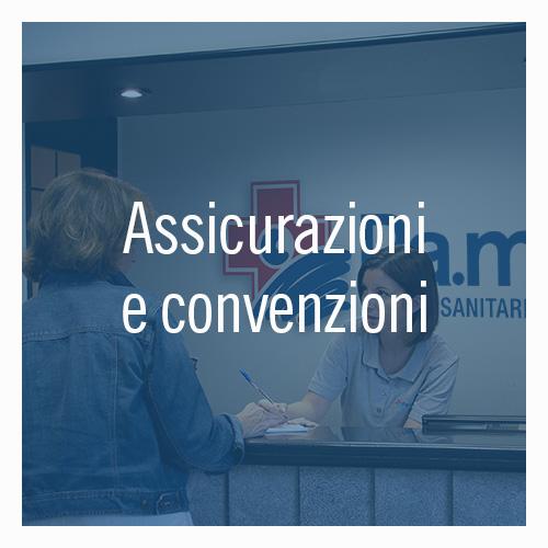 Assicurazioni e convenzioni
