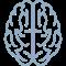 brain-upper-view-outline